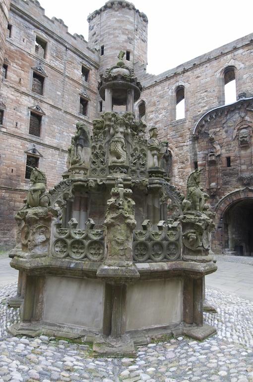 James V's fountain