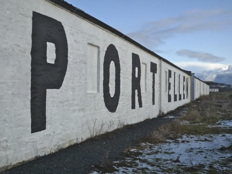 Port Ellen - its production is now discontinued