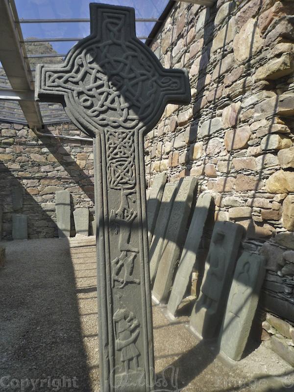 MacMillan's Cross, Kilmory Knap 3