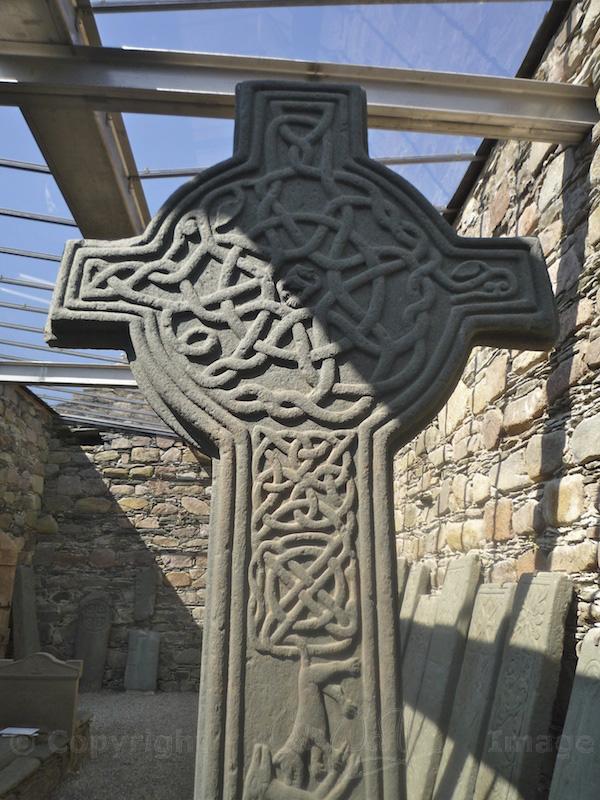 MacMillan's Cross, Kilmory Knap Chapel