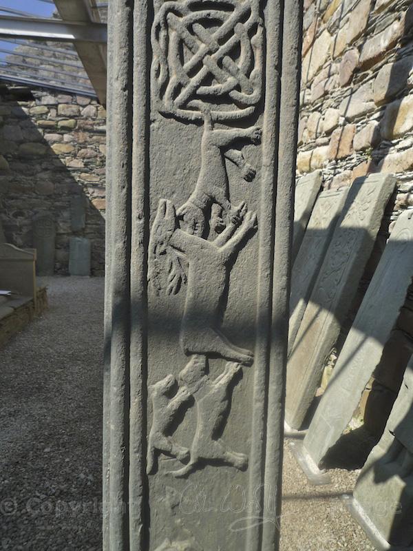 Kilmory Knap - reverse of MacMillan's Cross (2)