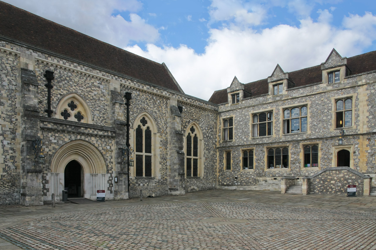 Winchester Great Hall, credit Martin Kraft via Wikimedia