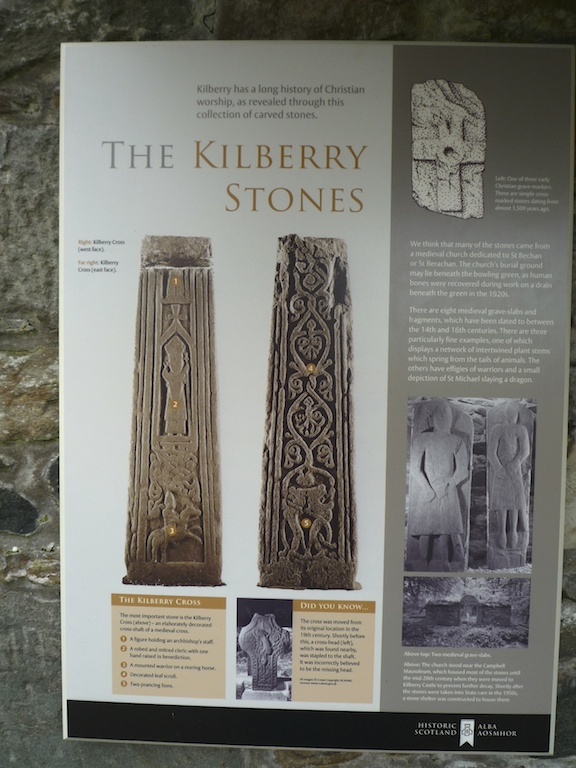 Kilberry sign