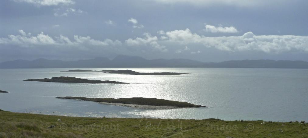 Loch Sween and islands