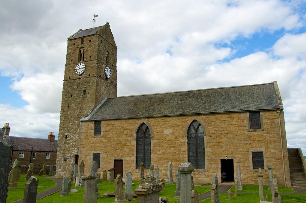 St Serf's Church, Dunning 14