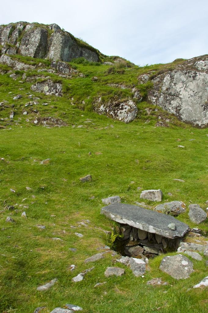 Dunadd well