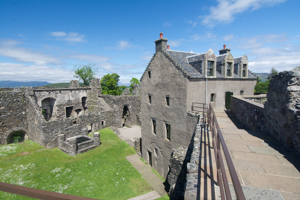Dunstaffnage Castle (5)