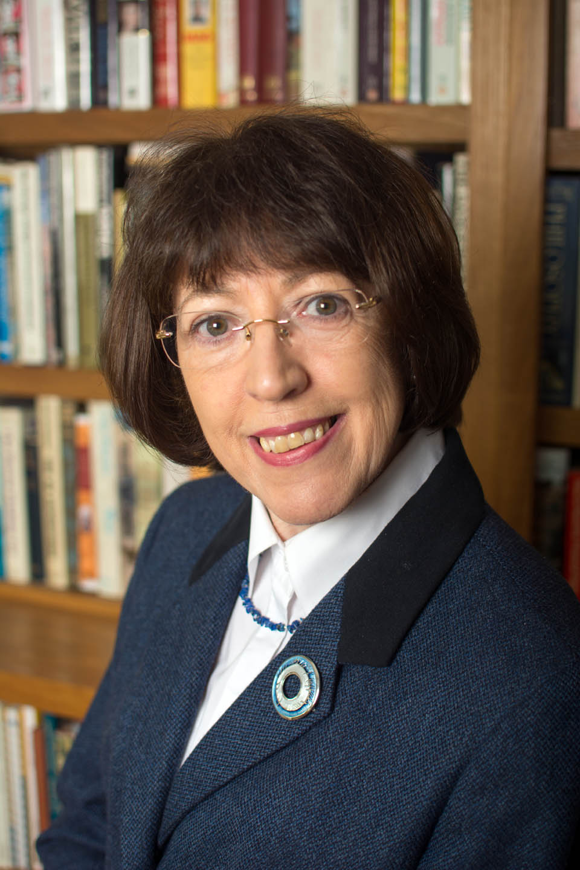 Marie Macpherson - portrait