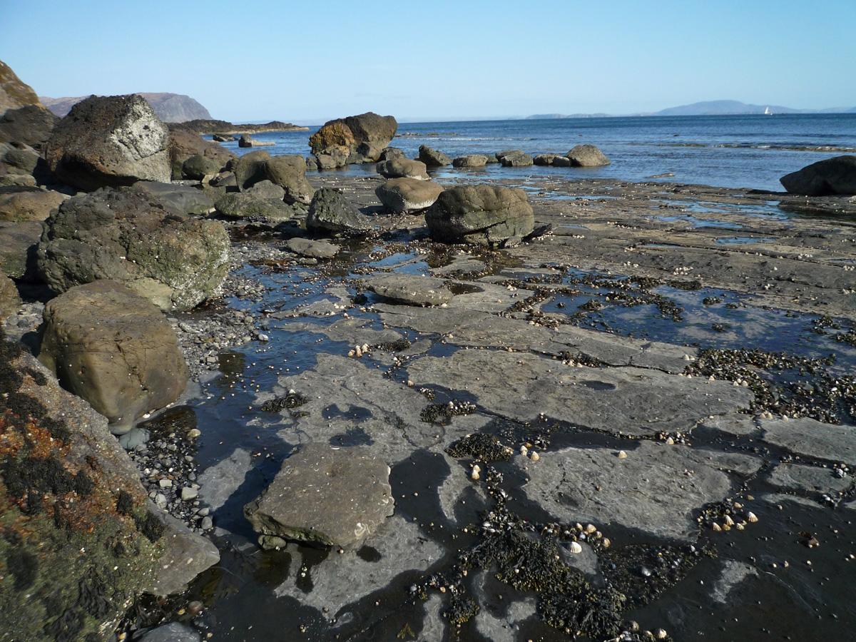 Carsaig beach, Mull 4