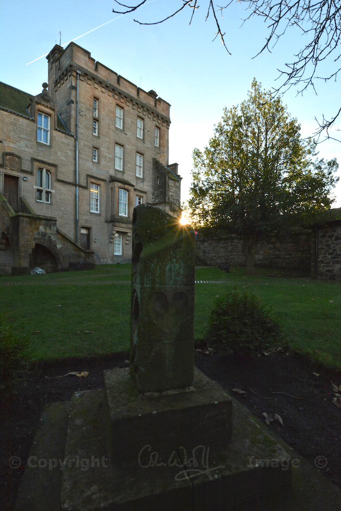 The Douglas Garden at Stirling Castle