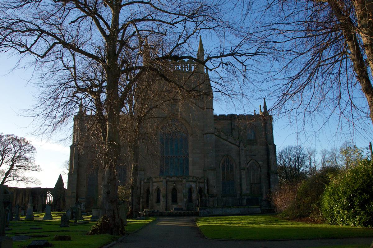 Dunfermline Abbey (13)