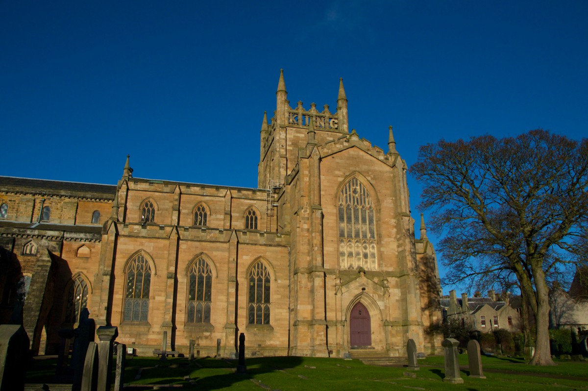 Dunfermline Abbey (1)