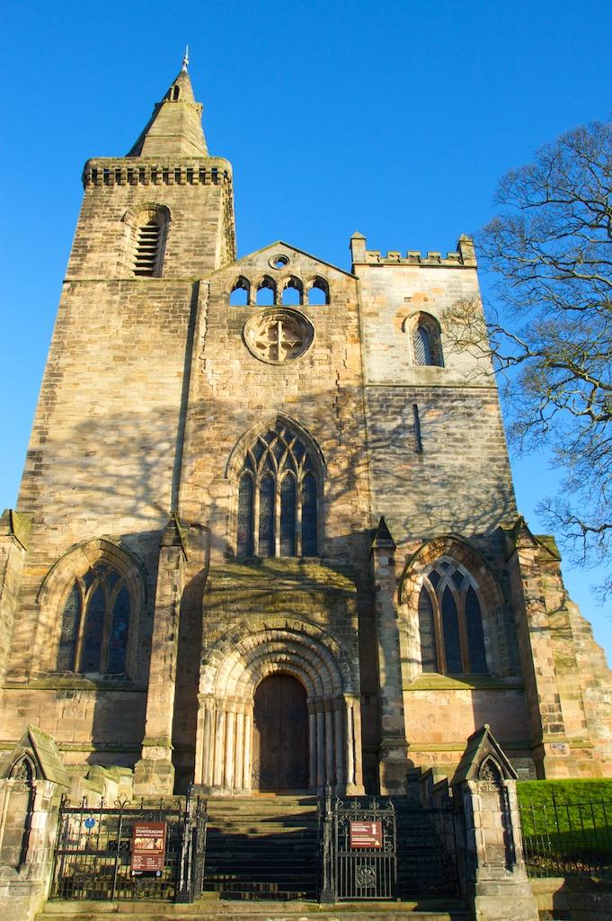Dunfermline Abbey 4