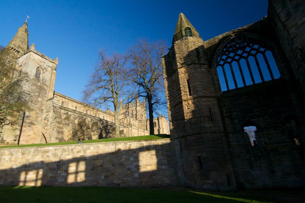 Dunfermline Gatehouse and Abbey church