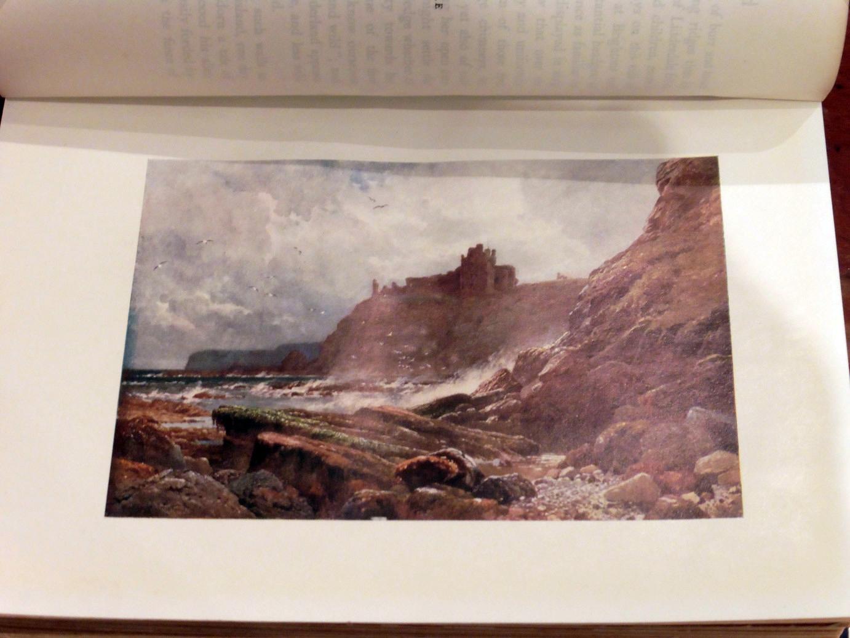 'Tantallon Castle, on the coast of Haddingtonshire'