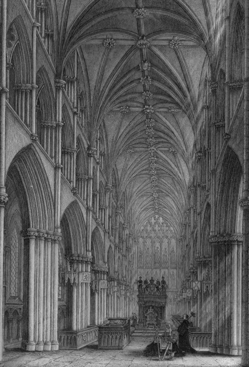 The Chapel Royal in the Reign of James VII (II of England)