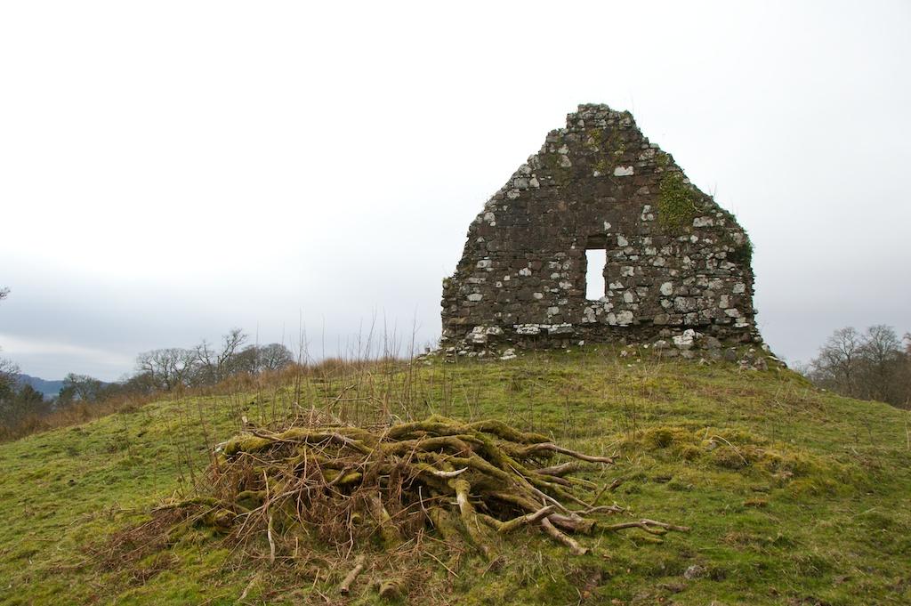Ardchattan old church 47