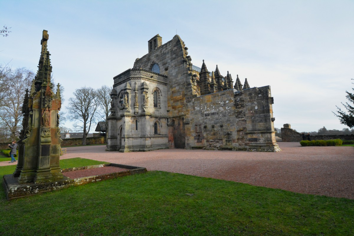Rosslyn Chapel 34