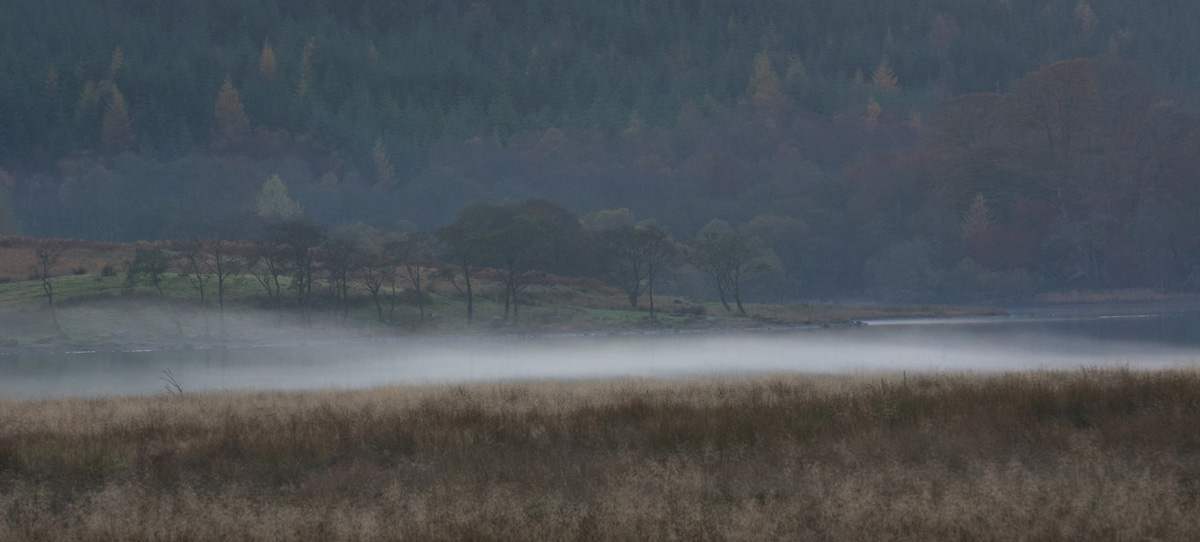 Loch Awe mist 2